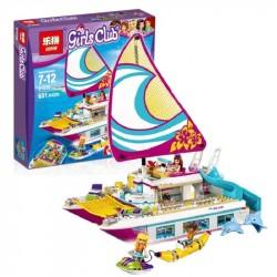 "Конструктор Lepin 01038 (аналог Lego 41317) Катамаран ""Саншайн"""
