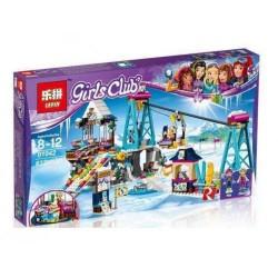 Конструктор Lepin Friends Горнолыжный курорт: Подъемник 01042 (Аналог Lego Friends 41324) 632 дет