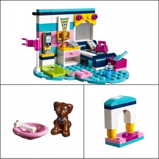 Конструктор Lepin 01053 Комната Стефани Аналог Lego 41328
