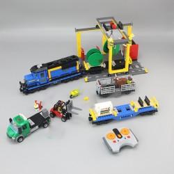Конструктор Lepin 02008  Cities Грузовой поезд