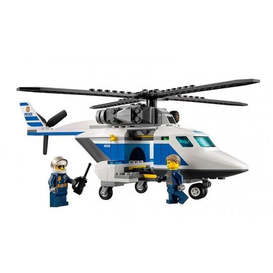 Конструктор 82014 KING&QUEEN Стремительная Погоня (бывший Lepin 02018), аналог Lego 60138 City