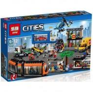 Конструктор Lepin 02038 City Series Городская площадь