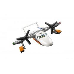 Конструктор Lepin 02066 Спасательный самолёт береговой охраны