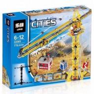 Конструктор Lepin 02069 Высотный кран