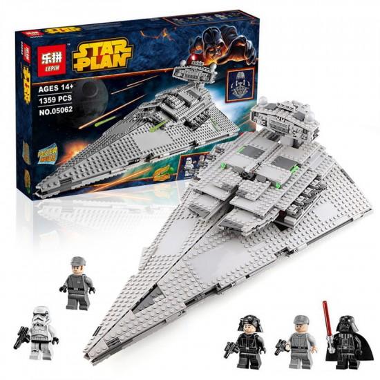 Конструктор Lepin 05062 Имперский звёздный разрушитель