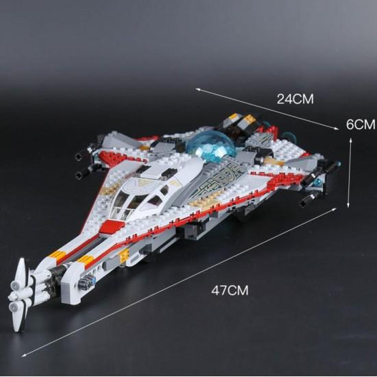 Конструктор Lepin 05113 Стрела - аналог Lego 75186 Star Wars