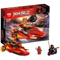 Конструктор Lepin 06073 Катана V11 NINJA GO, аналог LEGO 70638