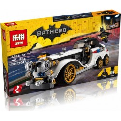 Конструктор Lepin 07047 - аналог Lego 70911 Batman Movie Series