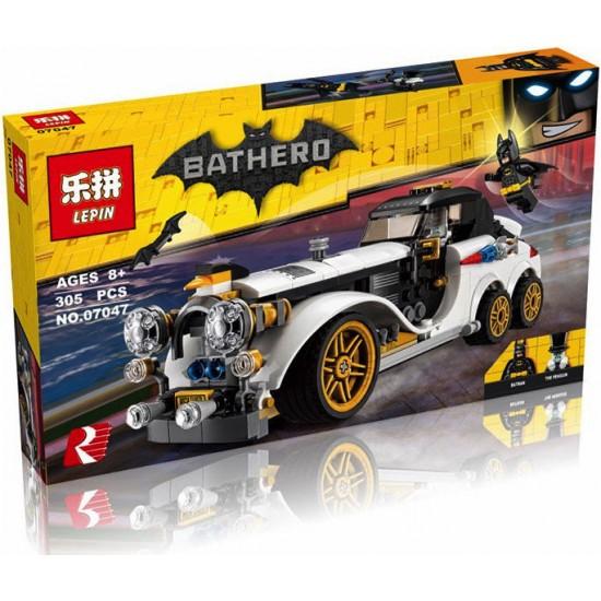 Конструктор Lepin 07047 - аналог Lego 70911 Batman Movie Series