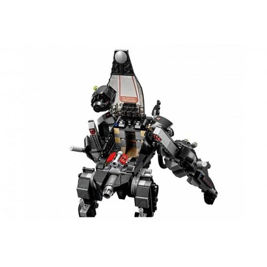 Конструктор Lepin 07056 Скатлер «Птерозавр» Бэтмена - аналог Lego 70908 Batman