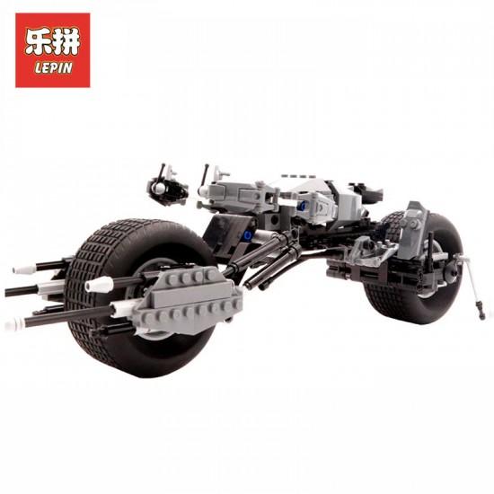 Конструктор Lepin 07061 Bat-Pod Collector's - аналог Lego 5004590