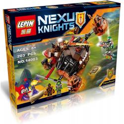 Конструктор Lepin 14003  серии NEXO KNIGHTS