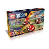 Конструктор Lepin 14004 Безумная колесница (аналог Lego 70314)
