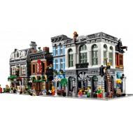 Конструктор KING QUEEN 84001, Брик банк, бывший Lepin 15001 | аналог Lego 10251