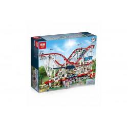 Конструктор Lepin 15039 Американские горки в парке развлечений — Roller Coaster / Аналог Lego 10261