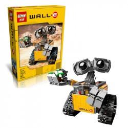 Конструктор Lepin 16003 ВАЛЛ-И, копия Lego 21303