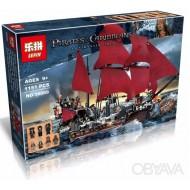 Конструктор Lepin 16009 Месть королевы Анны Аналог Lego 4195 QUEEN ANNE'S REVENGE