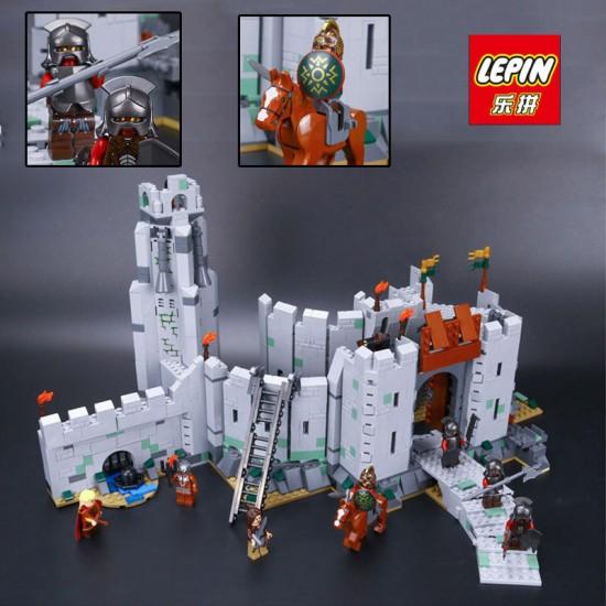 Конструктор Lepin 16013  Битва при Хельмовой Пади The Ring of the Sorcery