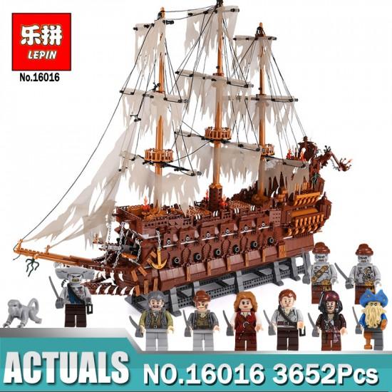 Конструктор Lepin 16016 Летучий Голландец Pirates of the Caribbeans