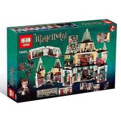 Конструктор Lepin 16029 Magic World Замок Хогвартс