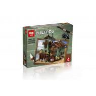 Конструктор Lepin 16050 Старый Рыболовный Магазин Ideas