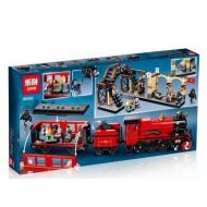 Конструктор Lepin 16055 Хогвартс-экспресс / Аналог Lego 75955
