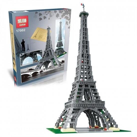 Конструктор Lepin 17002 Эйфелева башня
