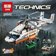 Конструктор Lepin 20002 Грузовой вертолет