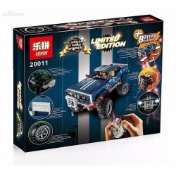 Конструктор Lepin 20011 Монстр Трак 4x4 Crawler