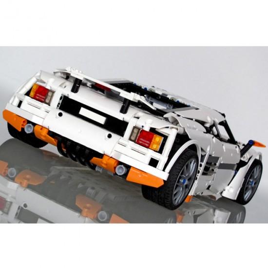 Конструктор Lepin 20052 Гоночная машина, аналог Lego Technic