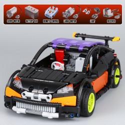 Конструктор Lepin 20053 MOC-6604 The Hatchback, аналог Lego Technic Техник