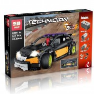 Конструктор Lepin 20053 MOC-6604 The Hatchback, аналог Lego Technic Техник