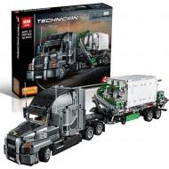 Конструктор Lepin 20076 Грузовик Mack Technican, копия Lego 42078 Technic