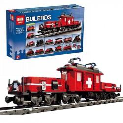 Конструктор Lepin 21011 Поезд Хобби Hobby Trains Set