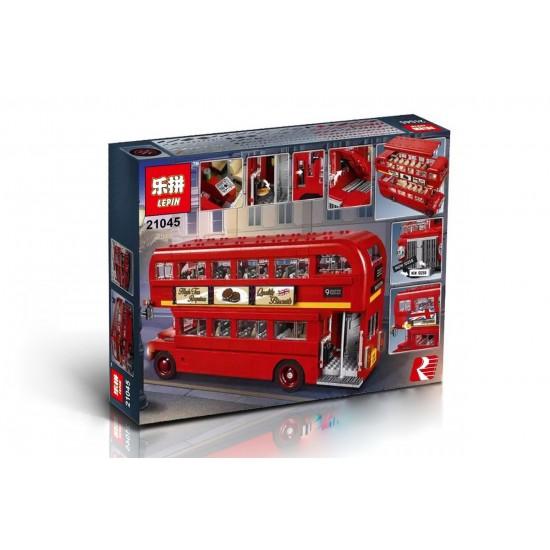 Конструктор Lepin 21045 Лондонский автобус