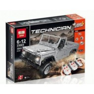Конструктор Lepin 23003 Land-Rover Defender Technic, копия Lego Technic