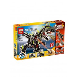 Конструктор Lepin 24010 Гигантский динозавр, аналог Lego 4958 Monster Dino