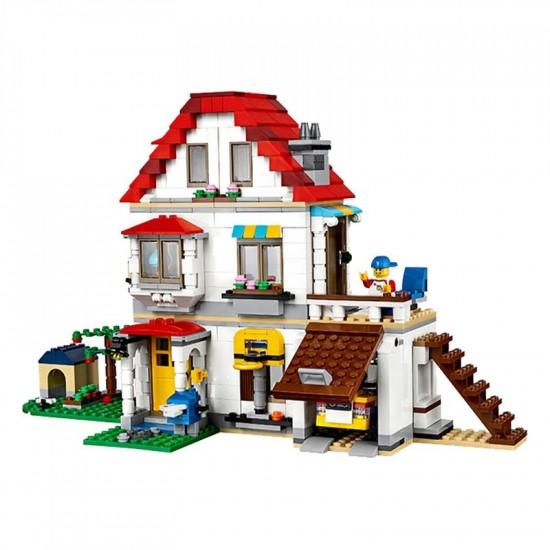 Конструктор Lepin 24046 Загородный дом