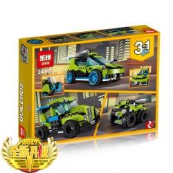 Конструктор Lepin 24047 Creator / аналог Lego 31074 Creator