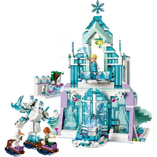 Конструктор Lepin 25002 Волшебный ледяной замок Эльзы