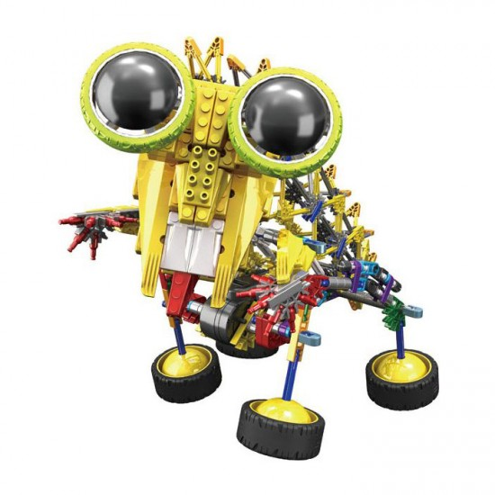 Конструктор LOZ 3025  Робот Шиношлеп