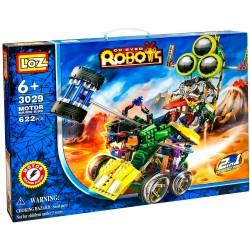 Конструктор LOZ 3029 Eyed robots