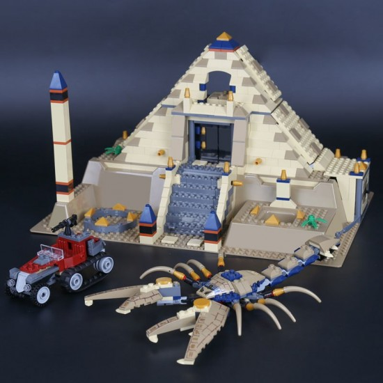 Конструктор Lepin 31001 Пирамида Фараона
