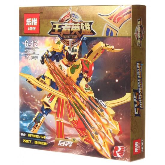 Конструктор Lepin 40002 Робот Ниндзя Ninjago