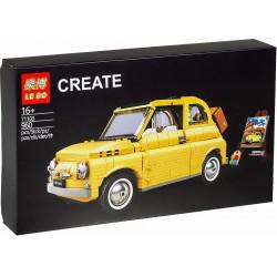 Конструктор Chinese bricks 71103 Fiat (Фиат) Nuova 500, аналог Lego 10271