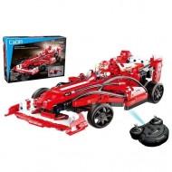 Радиоуправляемый конструктор-автомобиль Leshan Toys C51010W
