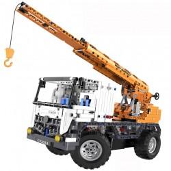 Конструктор радиоуправляемый Double E Cada Technics автокран со стрелой | эвакуатор 2 в 1 2.4G - C51013W