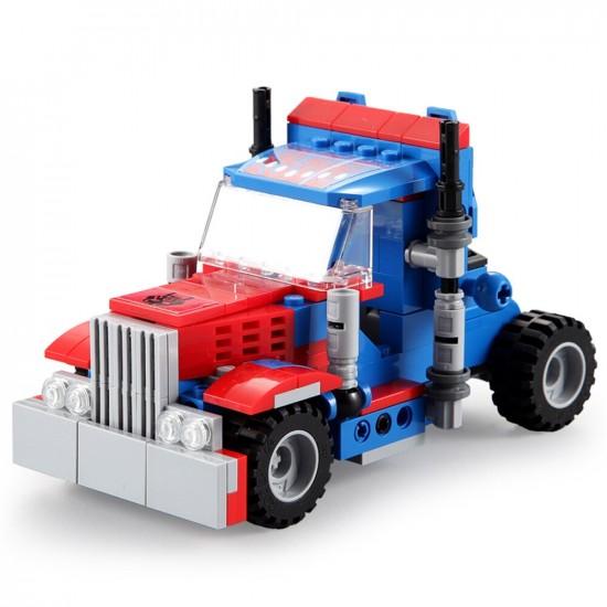 Конструктор Cada C52019W Optimus Робот трансформер