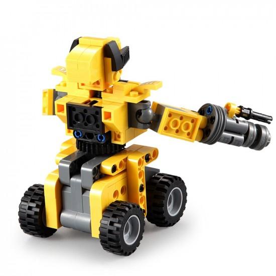 Конструктор Cada C52020W Робот трансформер
