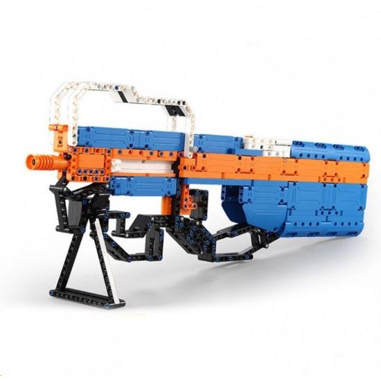 """Конструктор Cada deTech C81003W """"Пистолет-пулемет FN P90"""" (581 деталь)"""